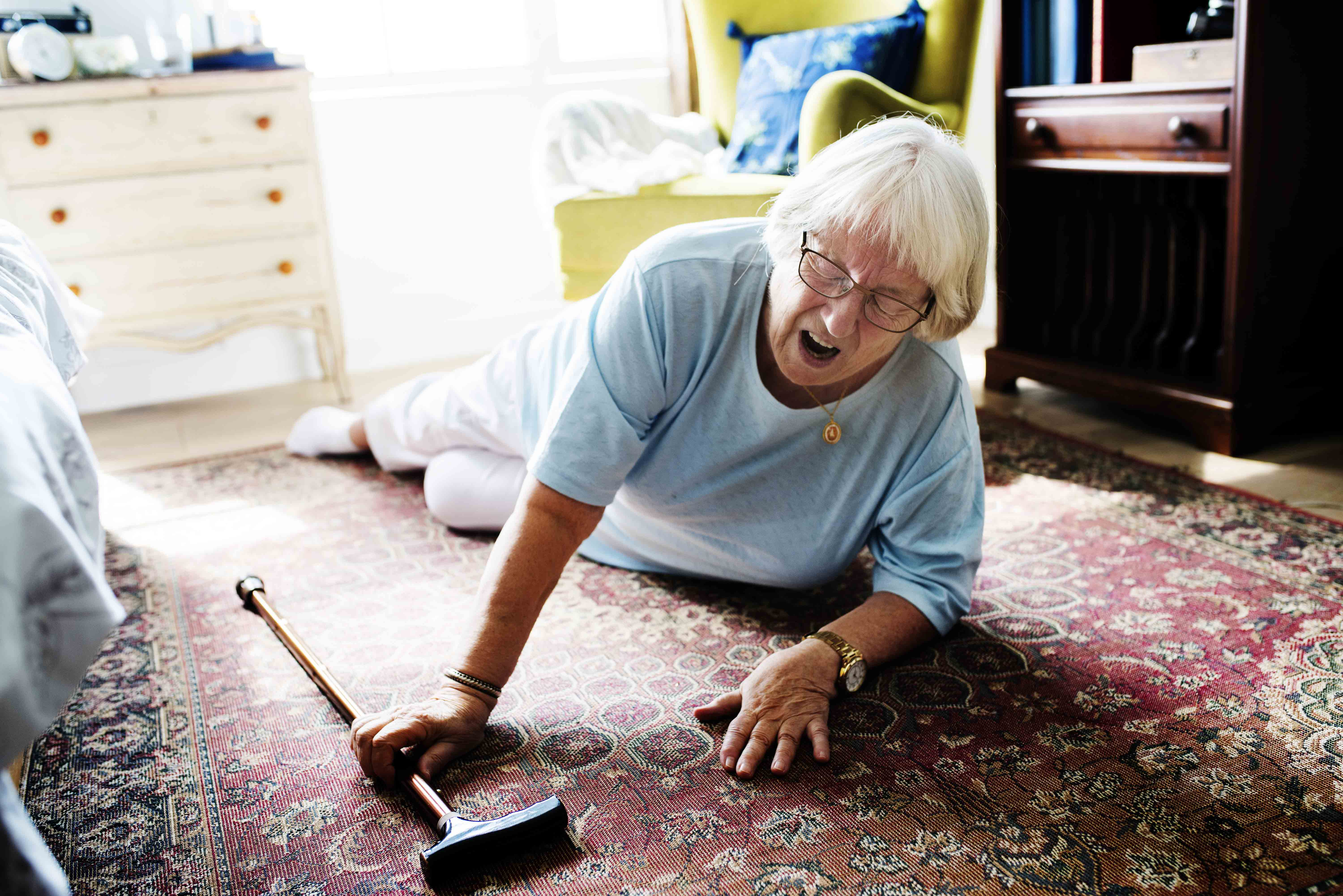 10 Ways Seniors Can Protect Themselves from Fall Injuries
