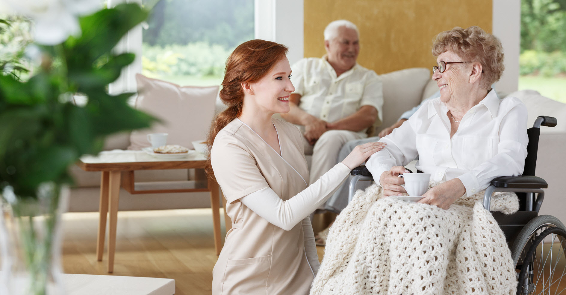 Genuine senior care in Thornhill