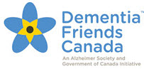 Dementia Friends Canada is an initiative of the Government of Canada and the Alzheimer Society.