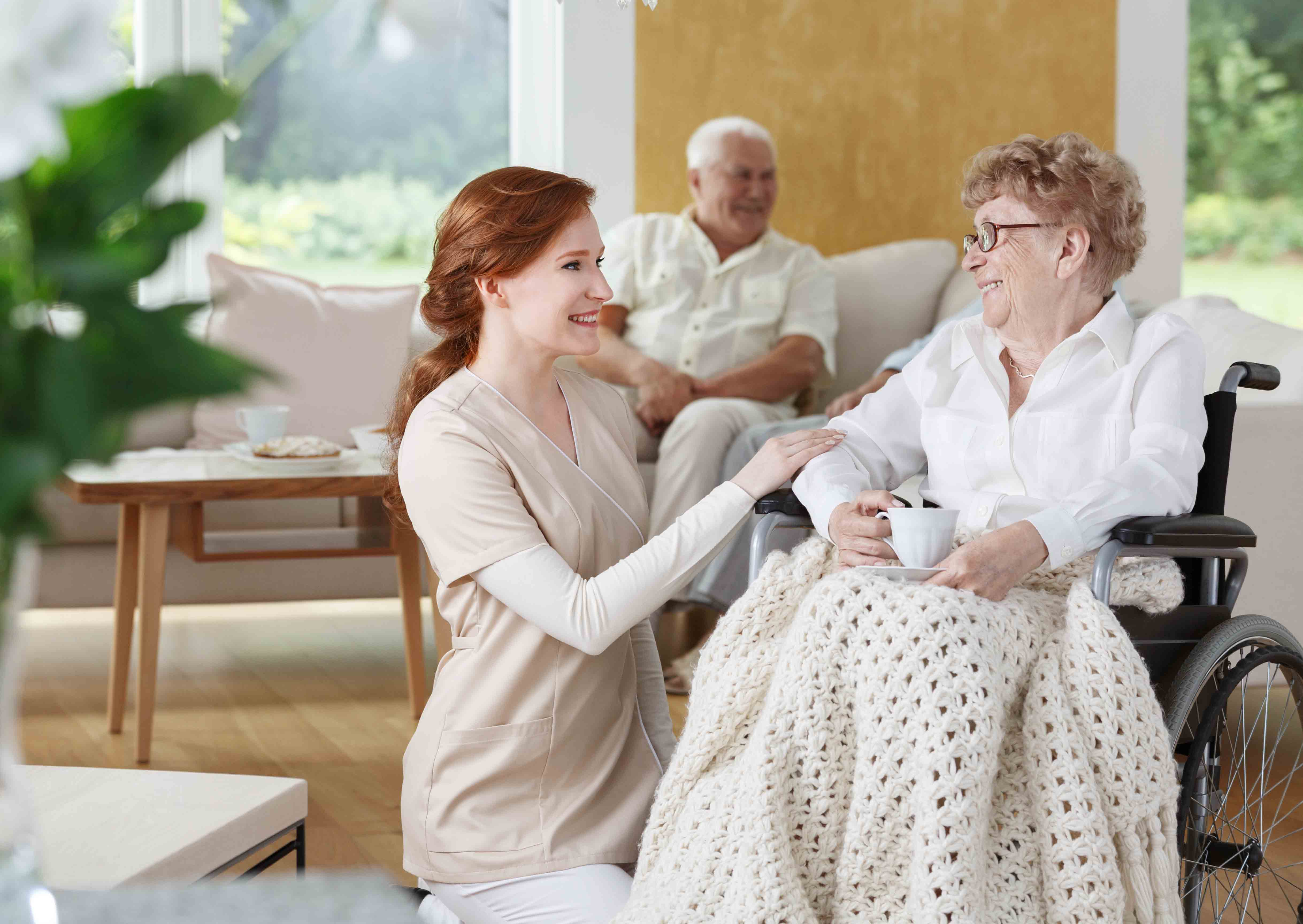 Five Reasons Why Caregivers Love Their Jobs