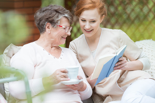 Companionship services for seniors in Thornhill