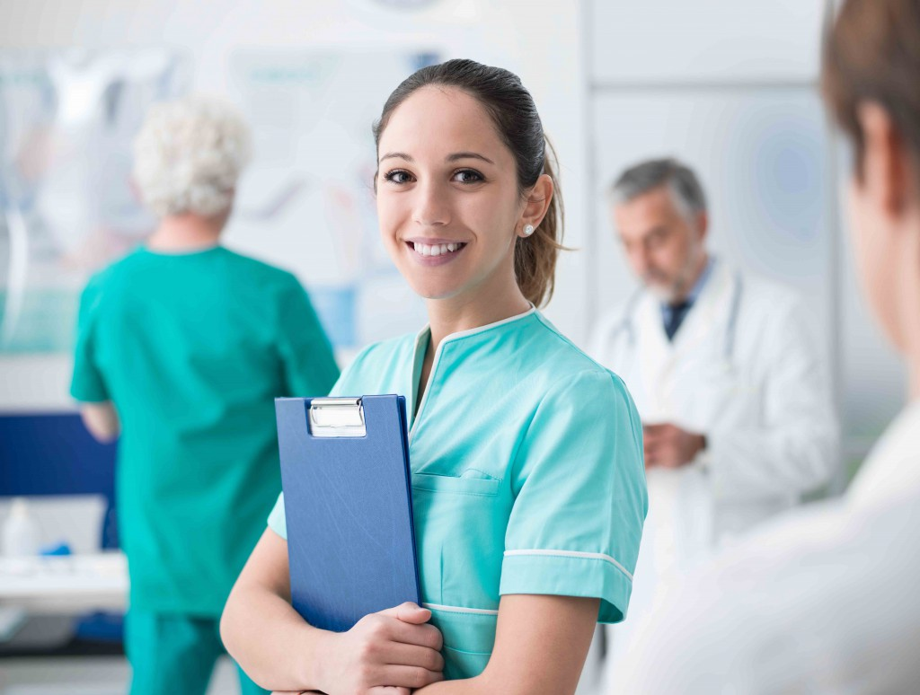 temp nursing agency jobs London
